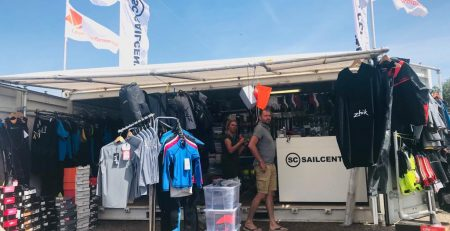 Sailcenter at the Dutch Youth Regatta 2019