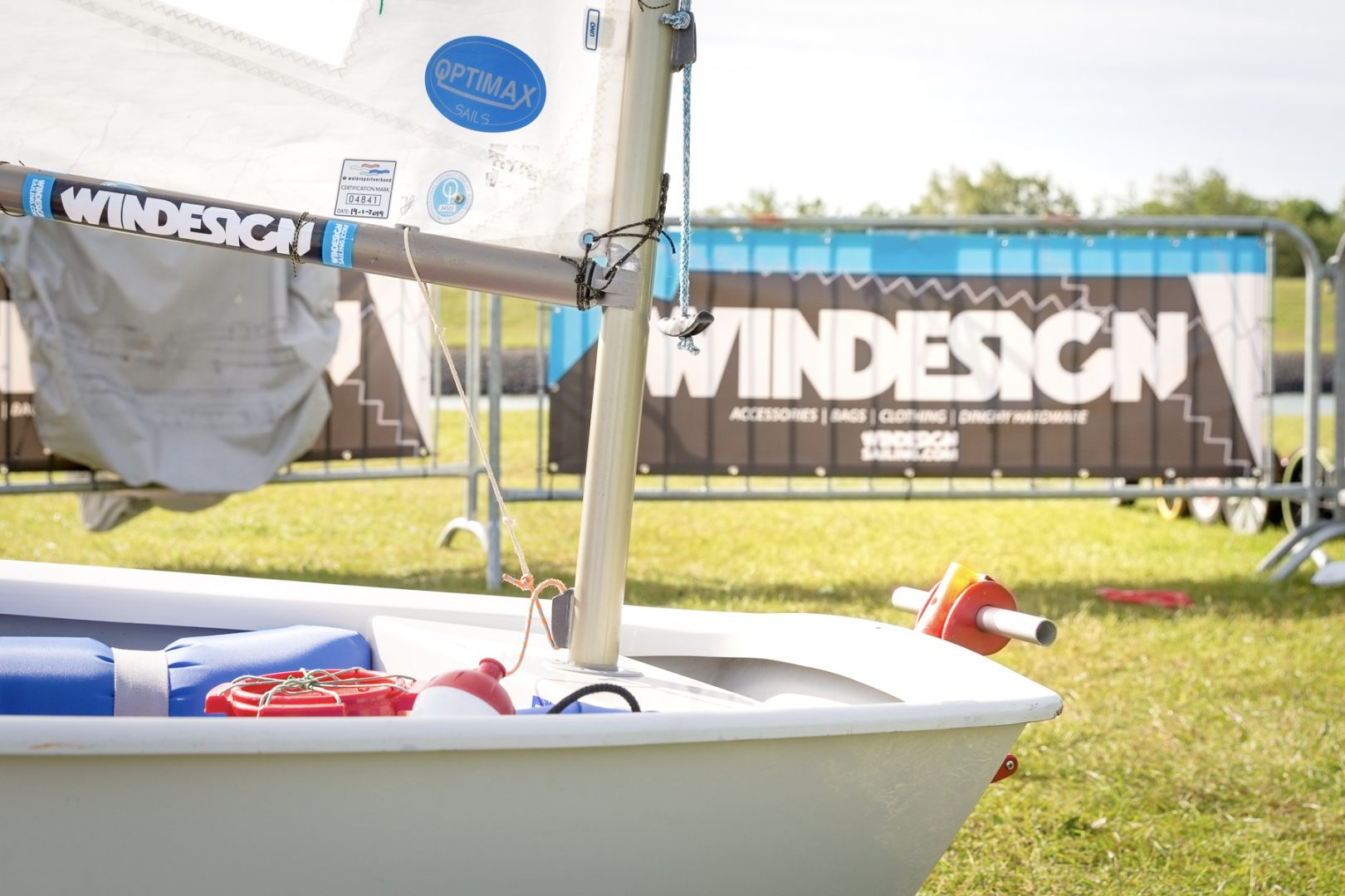 Less plastic Windesign and Dutch Youth Regatta