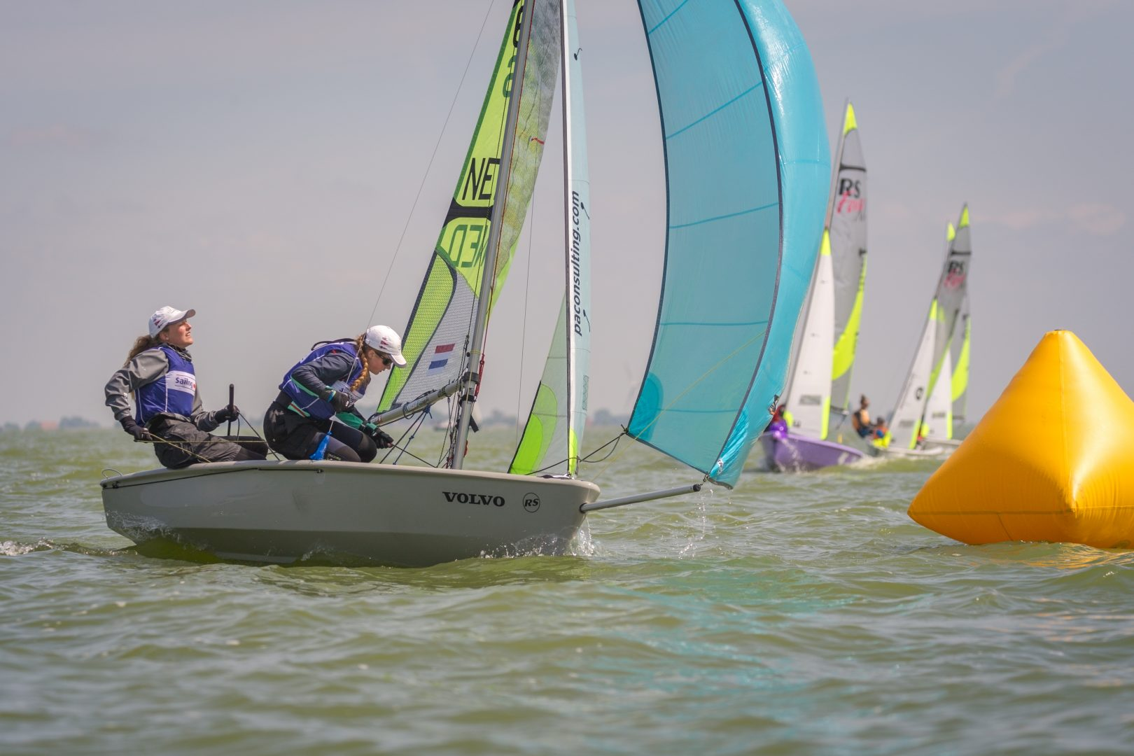 Final day of the Dutch Youth Regatta 2019